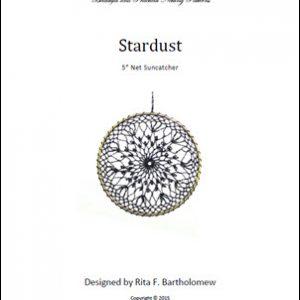 Net Suncatcher: Stardust - 5 inch