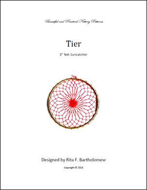 Net Suncatcher: Tier - 3 inch