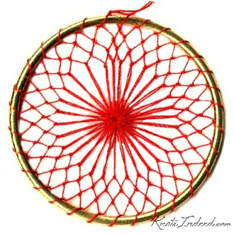 Net Suncatcher: Regular - 3 inch