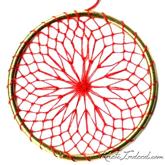 Net Suncatcher: Well - 3 inch